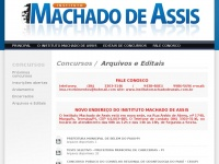 instmachadodeassis.com.br