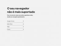 Violetamix.com.br - site está hospedado na KingHost