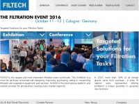 filtech.de - The Filtration Event
