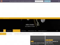 Mamãe Tagarela - Um site sobre maternagem e paternagem, com dicas para ajudar mães e pais: alimentação, criação com amor, parto, gestação, amamentação, Montessori, viagem etc.