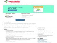 driveridentifier.com