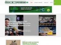 folhadetamandare.com.br