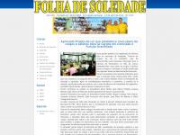 folhadesoledade.com.br
