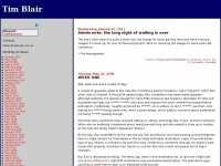 Timblair.net - Home - TIMBLAIR