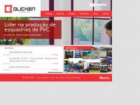 Blicken - Olhe Para o Futuro - Esquadrias em PVC de altíssiama resistência e qualidade