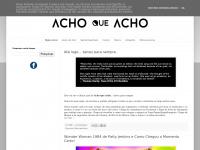 achoqueacho.blogspot.com