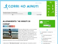 corri40minuti.com