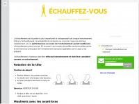 echauffez-vous.com