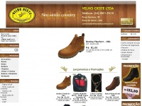 velhooestecountry.com.br
