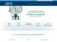 Wsidigitalmkt.com.br - WSI Digital Mkt - Consultoria especialista em Marketing Digital