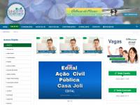 sindicomerciarioscanela.com.br