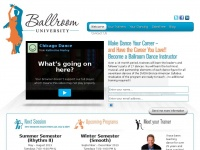 Ballroomuniversity.com - Chicago Dance | Just another WordPress site