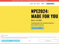 Npe.org - NPE2015: The International Plastics Showcase