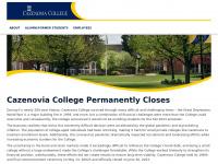 Cazenovia.edu - Welcome to Cazenovia College | Cazenovia College