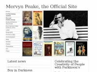 Mervynpeake.org - Mervyn Peake - Artist, illustrator of Alice in Wonderland and Treasure Island, poet and author of Titus Groan and Gormenghast - 1911-1968