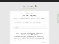 agoraeucomofolha.blogspot.com