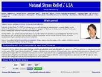 Nsrusa.org - Natural Stress Relief/USA