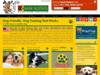 Barkbusters.com - Home Dog Training Behavior & Obedience by Bark Busters
