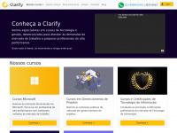 Clarify.com.br - Clarify - Excelência em Cursos de Tecnologia e Gestão