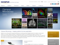 Olympus-lifescience.com - Olympus - Life Science Solutions