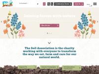 Soilassociation.org - Soil Association