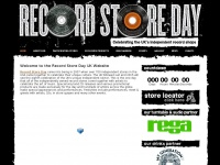 Recordstoreday.co.uk - Home - Record Store Day