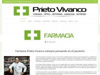 Farmaciaprietovivanco.es - VIVANCO Farmácia | Farmácia - Óptica - Ortopedia - Audiologia - Nutrição