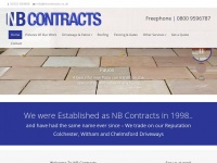 Nbcontracts.co.uk - Paving Driveway & Patio Installer Essex, Suffolk & London - NB Contracts