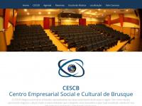 Centroempresarialdebrusque.com.br - CESCB - Centro Empresarial de Brusque