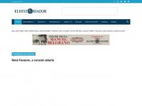 Elhistoriador.com.ar - El Historiador | Estimulando la reflexión sobre nuestro pasado para entender el presente y proyectar nuestro futuro.
