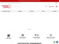Territoriodosapato.com.br - Página em Manutenção