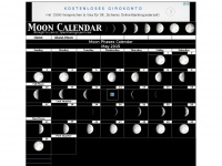 Moon-phases.net - Moon Phases