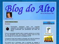 Blogdualto.blogspot.de - Blog do Alto