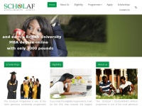 Scholaf.org - SCHOLAF - Scholarships Africa | We offer scholarships for online studies