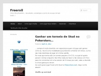 Freeroll Brasil – Just another WordPress site
