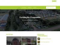 fundacaochapadao.com.br