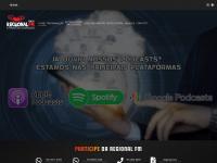Radioregionalfm.com.br - Rádio Regional FM