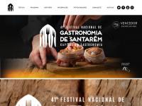 Gastronomia de Santarém - Inicio