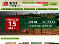 MINAS EUCALIPTOS Eucalipto Tratado Contagem e Belo Horizonte - MG