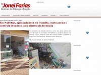 Blog Jonei Farias - Pitanga Pr - De Cara com a Notícia!