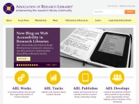Arl.org - Association of Research Libraries® | ARL®