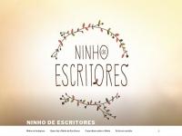 Ninhodeescritores.com - Ninho de Escritores