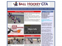 Ballhockeygta.com - Ball Hockey GTA Rules - Toronto, Pickering, Scarborough, Durham, Ajax, Whitby, Oshawa, Toronto, TO, Scarboro, T.O.
