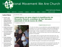 We-are-church.org - Home
