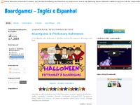 boardgamesesl.blogspot.com