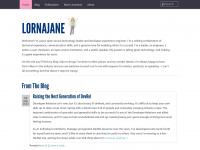 Lornajane.net - LornaJane | Lorna Jane Mitchell's Website