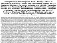 traducaooficialparaimigracao.com