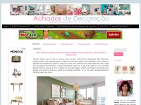 Achadosdedecoracao.com.br - Blog Achados de Decoração