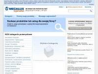 Logismarket.pl - Logismarket, informator przemyslowy: logistyka, magazynowanie, pakowanie i wyposazenie przemyslowe.