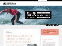 Santa Cruz Ocean Spirit - Festival Internacional de Desportos de Ondas